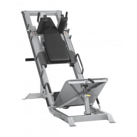 Presse à Jambes 45° / Hack Squat Hoist Fitness HF-4357 - MJ Distribution