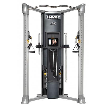 Multigym Hoist Fitness Double Poulie Semi-Professionnelle MI-6