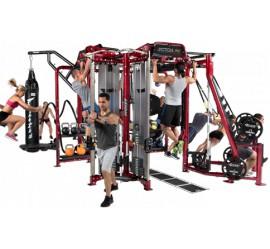 Crossfit hoistfitness - Banc de musculation complet professionnel ...
